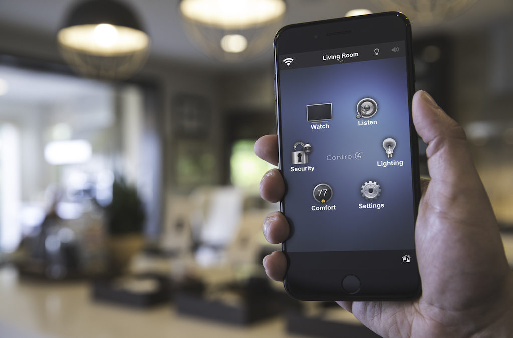 What is Control4 Home Automation?