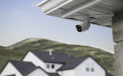 Start with home security that's smart
